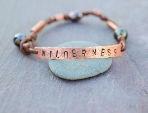 wilderness bracelet