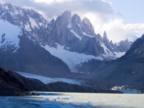 Cerro Torre and Lago Torre