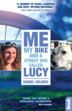 me, my bike and a dog named lucy